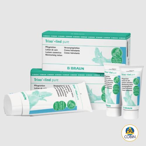 Trixo y Trixo-lind 100 ml B BRAUN